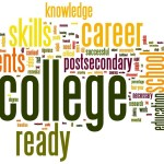 college and career ready word cloud