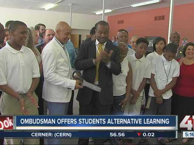 The Hickman Hills Ombudsman Educational Services Facility celebrated its opening on Friday.
