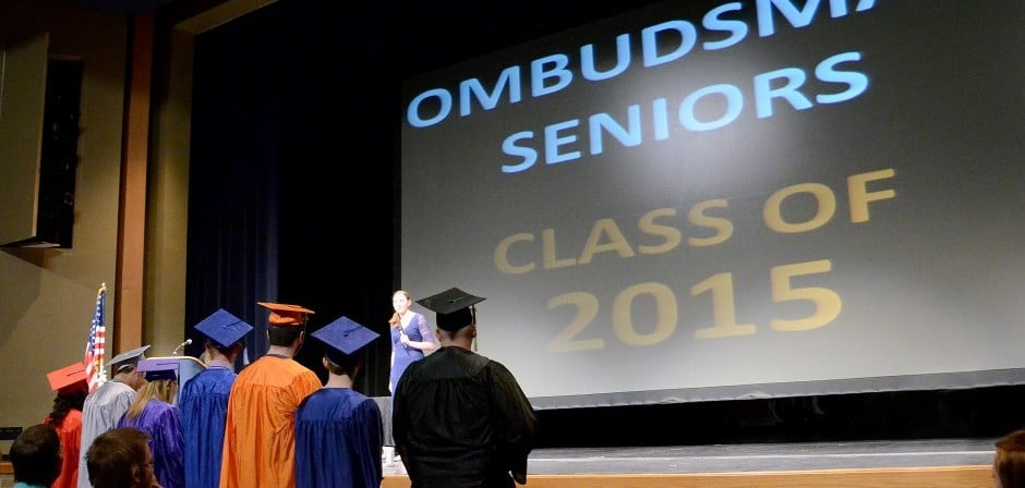 Ombudsman Greenville Graduation